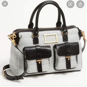 NWT Marc by Marc Jacobs Werdie Weavy satchel
